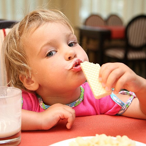 Teaching Kids Table Manners