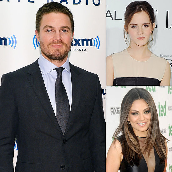 Fifty Shades of Grey Casting Update: Arrow's Stephen Amell Is Up For Christian