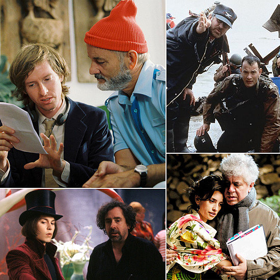 You're My Inspiration: Directors and Their Actor Muses