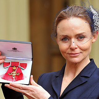 Stella McCartney in Order of the British Empire | Video