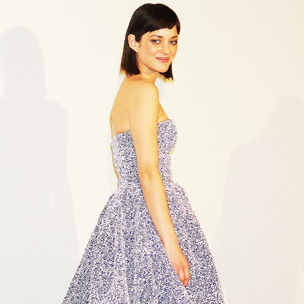 Marion Cotillard Is the Latest Star to Wear Dior by Raf Simons