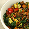 Veggie Breakfast Scramble Recipe