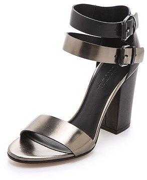 Vince Lana Metallic Sandals