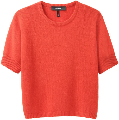 Isabel Marant / Chai Cropped Knit
