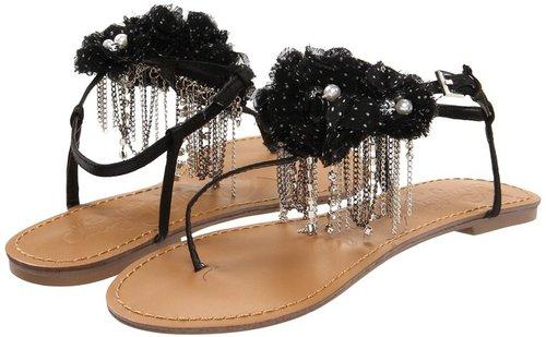 Naughty Monkey - Many Moons (Black) - Footwear