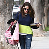 Jennifer Garner Carries Cookies in LA | Pictures