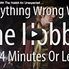 Everything Wrong With The Hobbit