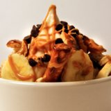 Healthy Peanut Butter Banana Sundae For Kids