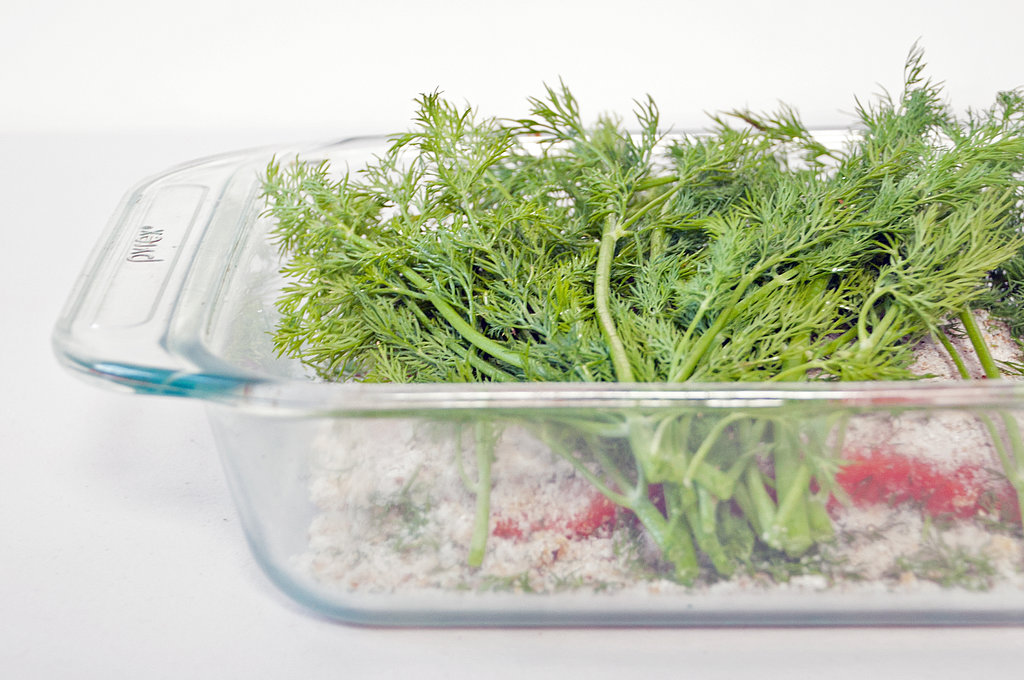 Top Off With Dill Fronds