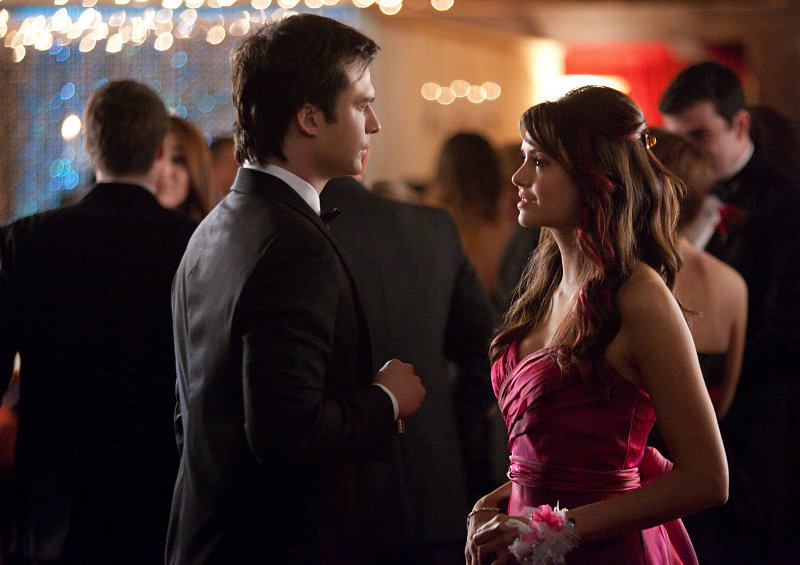 Sneak Peek: The Vampire Diaries Goes to the Prom!