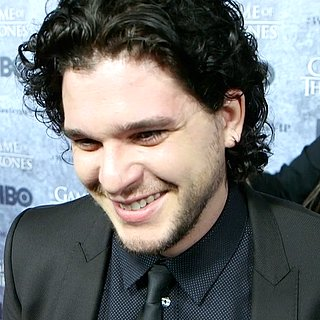 Kit Harington Interview About Game of Thrones Season 3