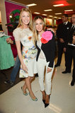 Blake Lively and Sarah Jessica Parker teamed up for the launch of Canada's first Target store in Toronto.
