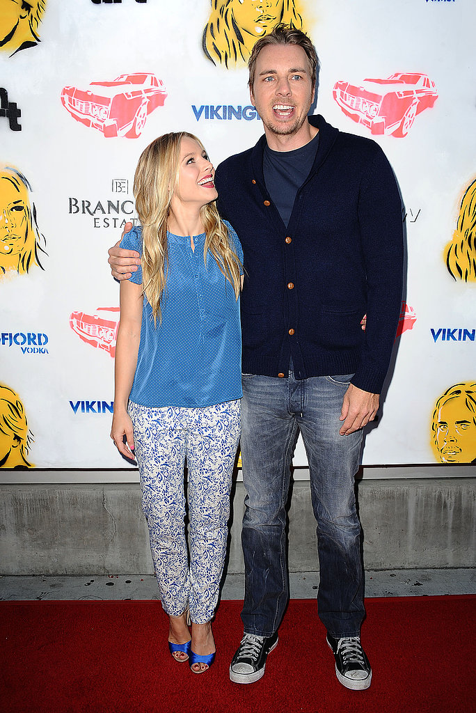 Kristen Bell only had eyes for Dax Shepard during a June 2012 event in LA.