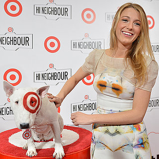 Blake Lively at Target Event Canada (Video)