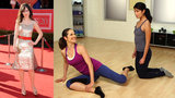 Try Zooey Deschanel's Bar Method Workout