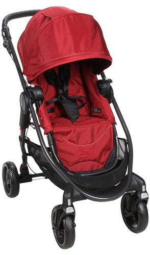 Baby Jogger - 2013 City Versa (Red) - Baby Shop