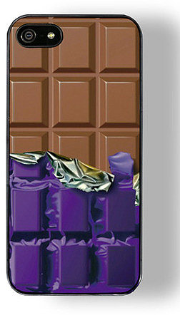 Chocolate Bar iPhone 4 or 4S Case by ZERO GRAVITY