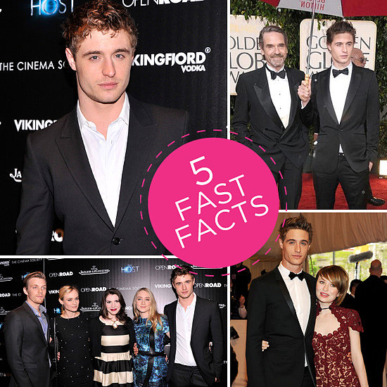 Everyone's Talking About Max Irons — Here's What You Need To Know