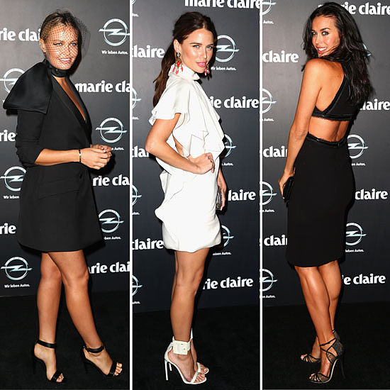 See All the Celebrity Style from the 2013 Prix de Marie Claire Awards