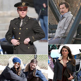 Matt Damon, Will Ferrell, Keri Russell, and More Stars on Set