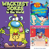 April Fools' Day Funnies: Silly Joke Books For Kids
