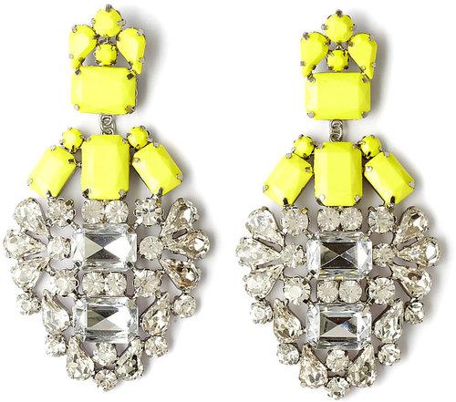 Malene Birger Basilo Chandelier Earrings