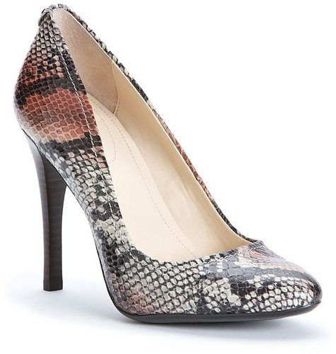 Calvin Klein Exotic Pumps - Whinnie High Heel