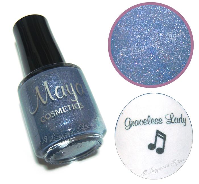 Maya Cosmetics Graceless Lady