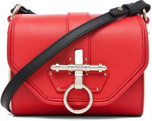 GIVENCHY Obsedia Crossbody in Red Multi