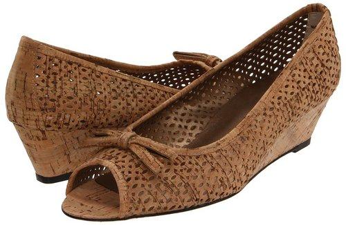 Vaneli - Blazon (Natural Cork) - Footwear