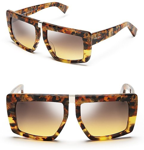 Miu Miu Shield Sunglasses