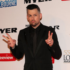 Joel Madden Wins Most Popular New Male Talent Logie 2013