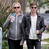 Pregnant Evan Rachel Wood With Jamie Bell in LA | Pictures