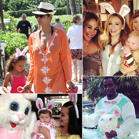 See How Stars Celebrated the Holiday Weekend!