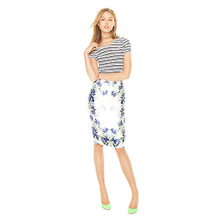 Gayle Spannaus Styles the Spring 2013 J.Crew Look Book