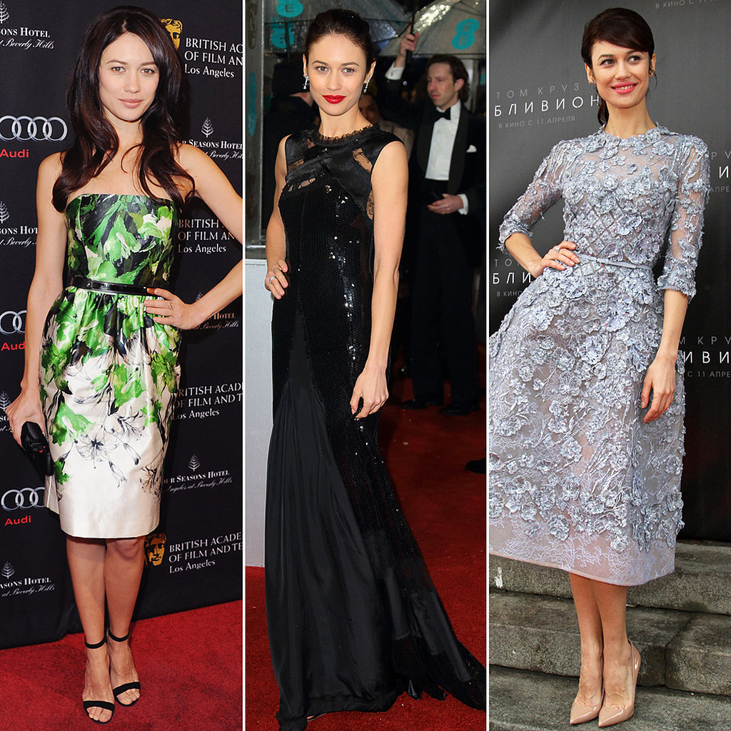One to Watch: Olga Kurylenko Shows Off High-Fashion Style