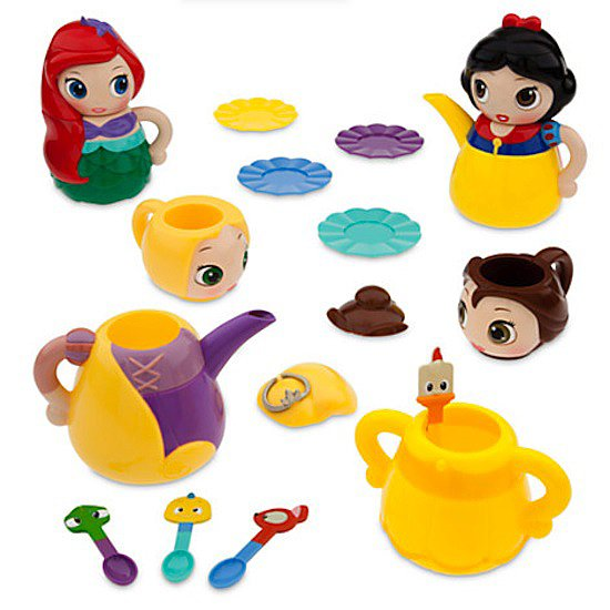 Disney Princess Q-Tea Play Set