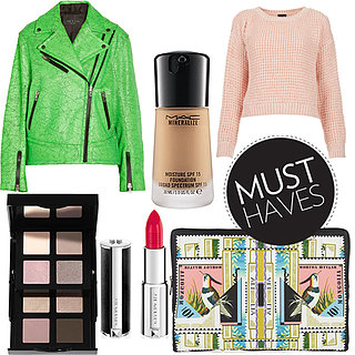 April Fashion and Beauty Buys