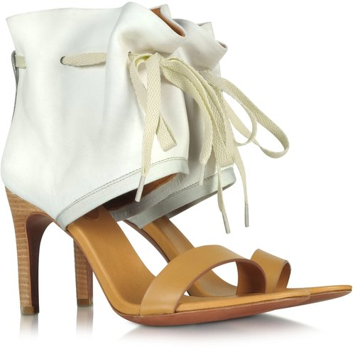 See by Chloé Two Tone Nabuk Sandal