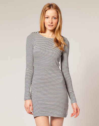 Options for striped dress