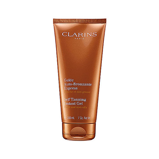 When you don't have time to wait for your tan to develop, Clarins Self-Tanning Instant Gel ($45) adds noticeable color within a couple of hours. So you will be ready for that backless dress in no time.