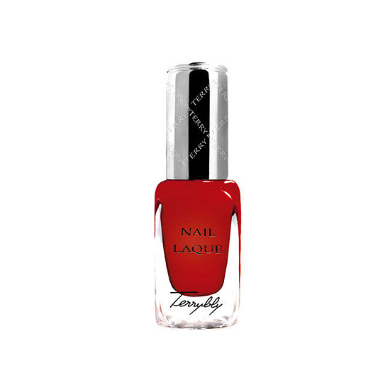 By Terry is expanding with a luxurious new line of nail lacquers. The Terrybly Nail Lacquer in Trafalgar Red ($30) is a decadently rich shade of rouge that's sure to become an instant classic in your lineup of polishes.