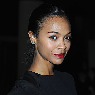 Zoe Saldana InStyle Interview 2013