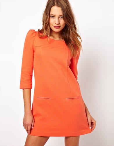 Juicy Couture Jewel Neck Shift Dress