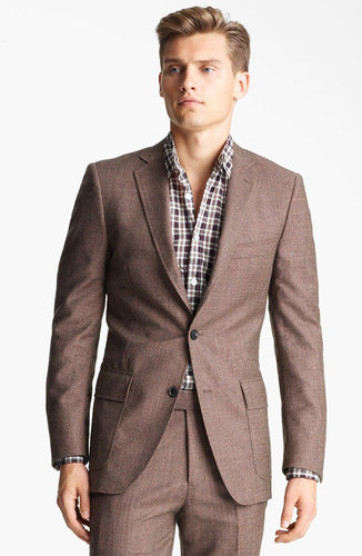Billy Reid 'Campbell - Heirloom Collection' Tweed Suit