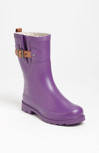 Chooka 'Top Solid Mid Height' Rain Boot (Women)