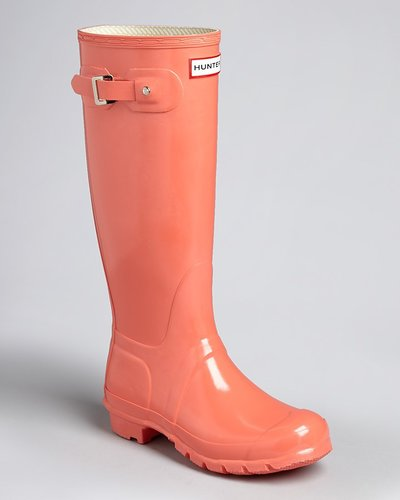 Hunter Rain Boots - Original Tall Gloss