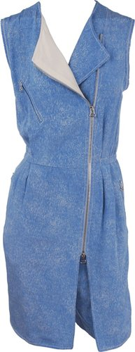 3.1 PHILLIP LIM Zip Pocket Biker Romper