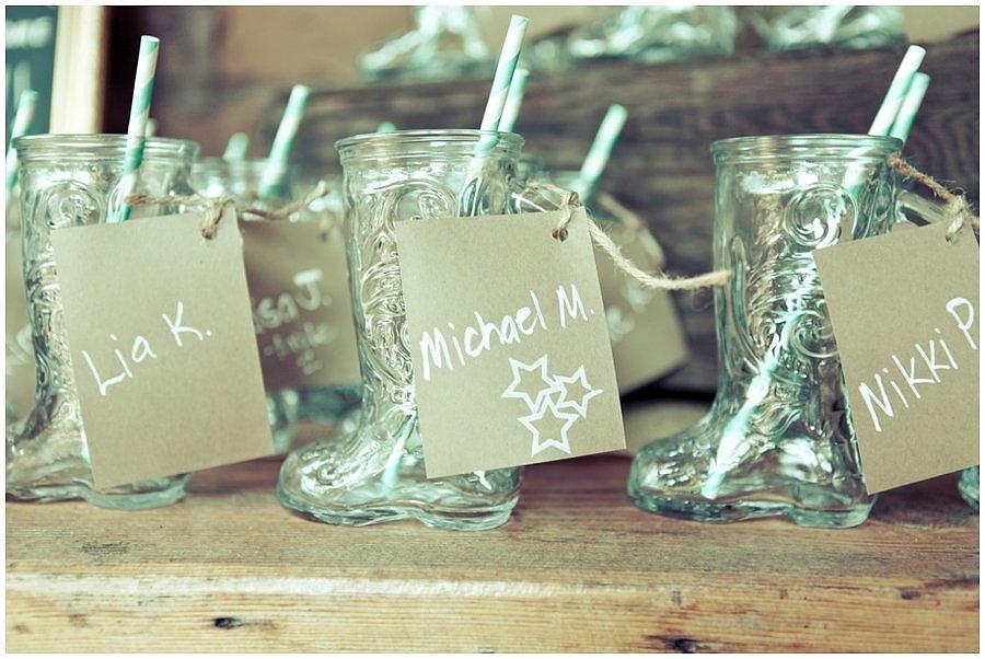 Cowboy Boot Mugs