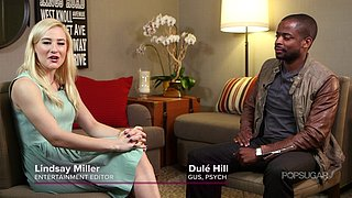 Dule Hill Interview on Psych Season Seven (Video)